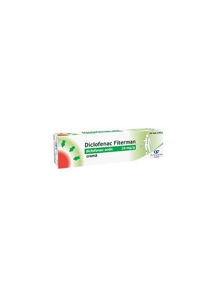 Diclofenac MK 1% crema x 50g