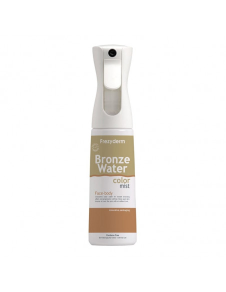 Frezyderm Bronze water color mist spray 300ml