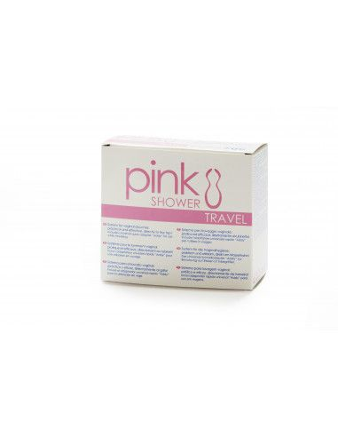 Pink Shower - Dispozitiv pentru igiena intima feminina si irigari vaginale