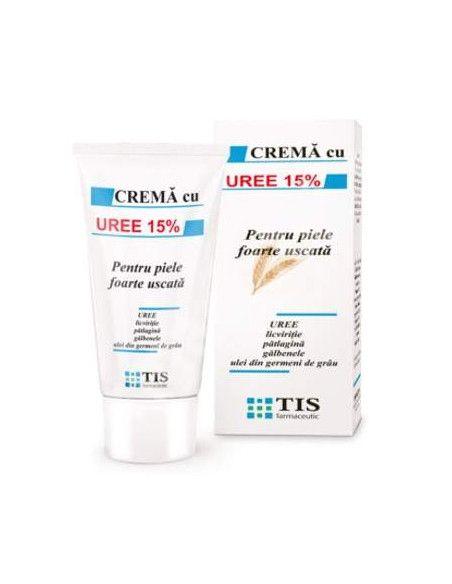 Crema cu uree 15% 50ml (TIS)