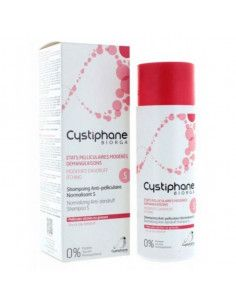 Cystiphane Biorga S Sampon normalizant antimatreata 200ml