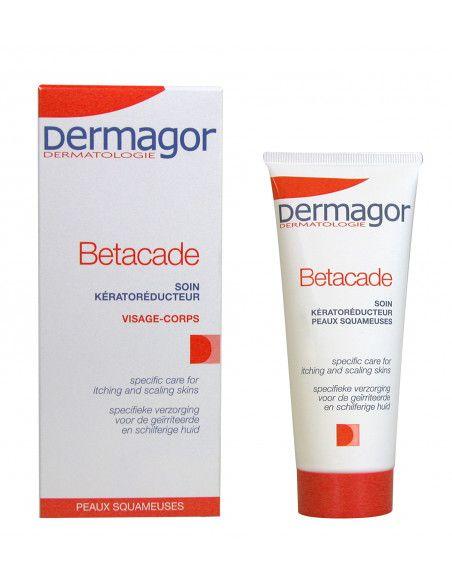 Dermagor Betacade crema keratolitica 100ml