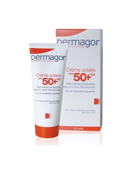 Dermagor Crema fotoprotectie SPF 50+, 40ml