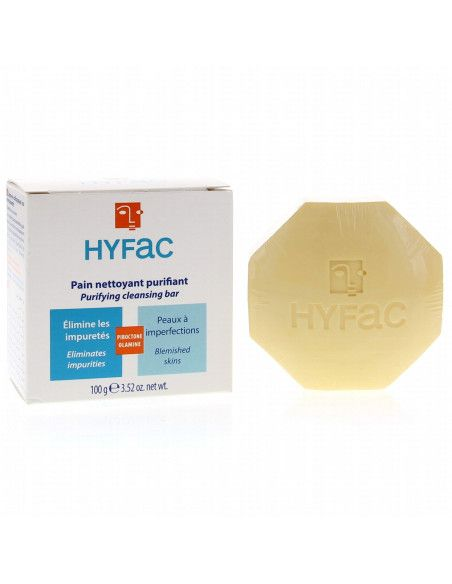 Hyfac sapun piele grasa 40ml