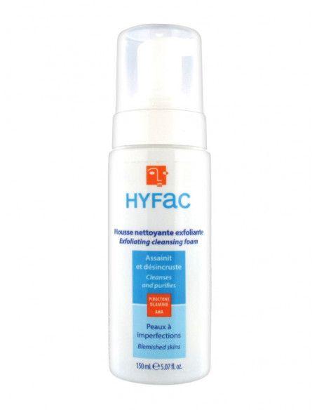 Hyfac spuma exfolianta de spalare cu AHA 150ml