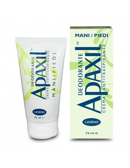 Apaxil Crema de zi antiperspirant si deodorant pentru maini si picioare 100ml