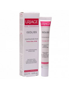 URIAGE Isoliss crema contur ochi antirid 15ml