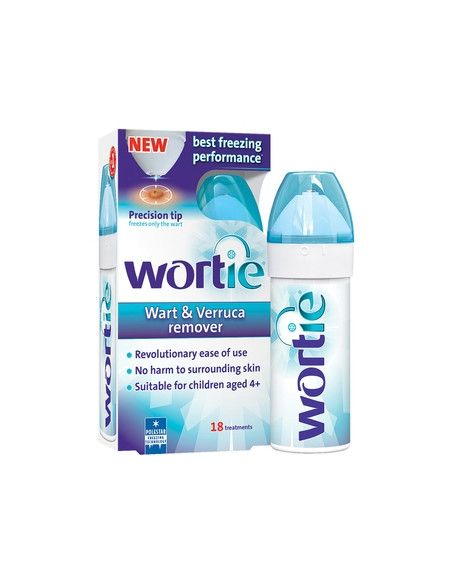 Wortie - tratament de indepartare a negilor