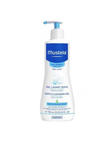 Mustela Bebe Dermo-cleansing x 750ml