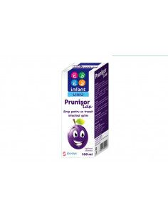 Infant Uno Prunisor Lax sirop 100ml