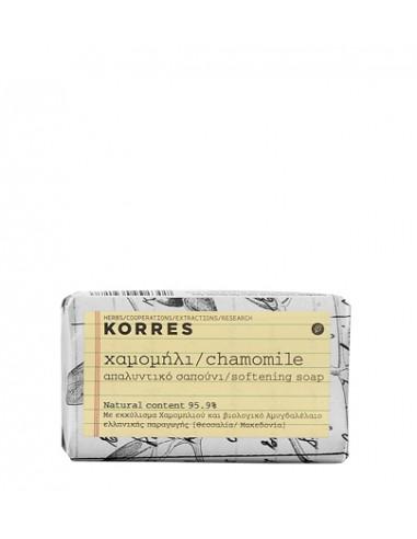 Korres Sapun cu extract de musetel 125g