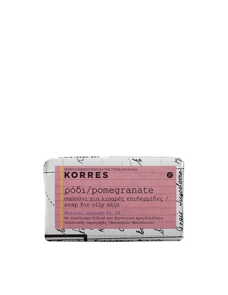 Sapun cu extract de rodie, 125g, Korres