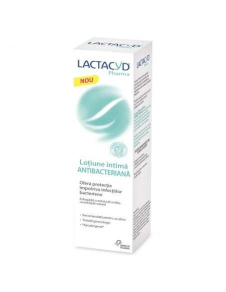 Lactacyd Lotiune intima Antibacteriana 250ml
