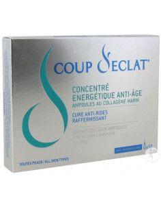 Coup dEclat Fiole cu colagen marin concentrat x 12 fiole