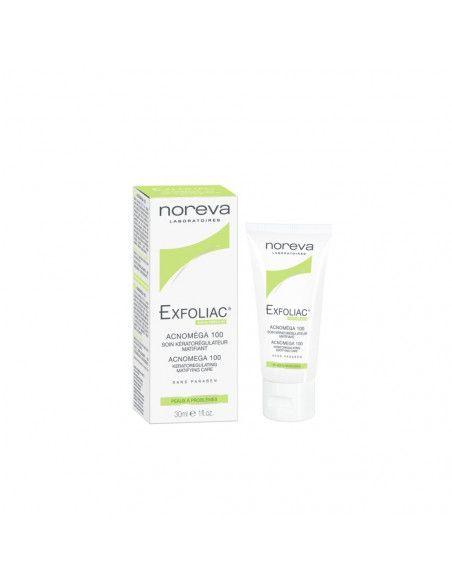 Noreva Exfoliac Acnomega 100, 30ml