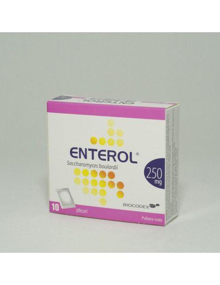 Enterol 250mg pulb.orala x 10 pl