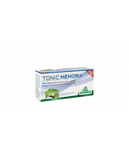 Tonic Memoria, 12 flacoane, Specchiasol