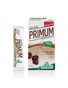 Primum Depurativ mini drink, 15 plicuri, Specchiasol