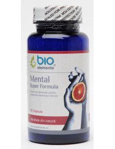 Mental Super formula, 30 capsule, Bio Elemente