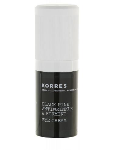 Crema contur de ochi antirid cu extract de pin negru, 15ml, Korres