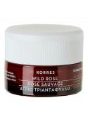 Crema hidratanta 24h ten uscat cu extract de trandafir salbatic, 40ml, Korres