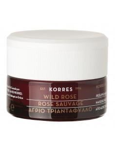 Masca peeling facial AHA 10% cu extract de trandafir salbatic, 40ml, Korres
