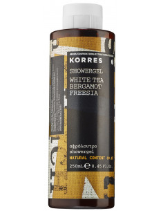 Gel de dus cu extract de ceai alb, 250ml, Korres