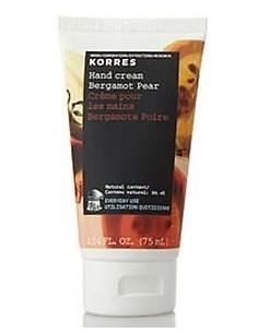 Crema de maini cu extracte de bergamota si para, 75 ml, Korres