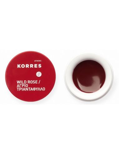 Balsam de buze cu extract de trandafir salbatic, 6g, Korres