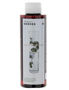 Sampon cu extracte de aloe si Origanum dictamnus, 250ml, Korres