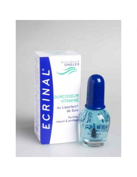 Ecrinal Ser intaritor cu vitamine pentru unghii, Asepta, 10ml
