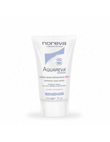 Noreva Aquareva crema reparatoare maini, 50ml