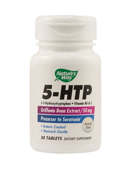 Secom 5-HTP x 30 tablete