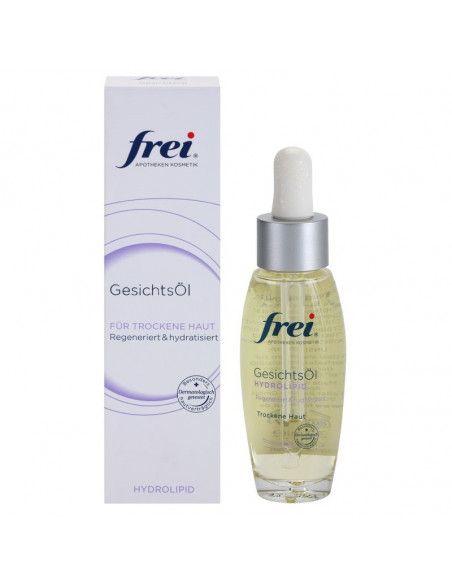 Ulei facial pentru piele uscata, 30ml, Frei oel