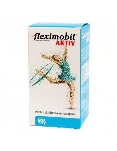Fleximobil Aktiv x 60 capsule + Fleximobil gel 45g CADOU