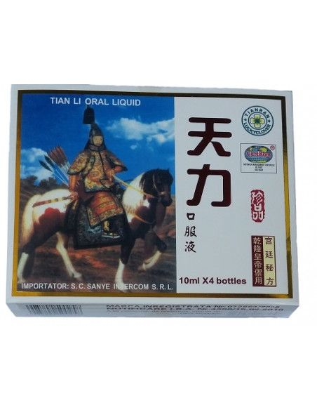 Tianli Potent x 4 fiole