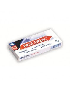 Fasconal x 20 comprimate