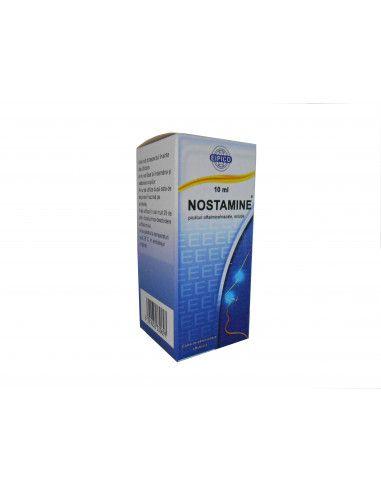 Nostamine x 10ml picături oftalmice