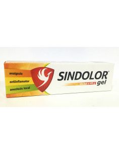 Sindolor gel x 45g