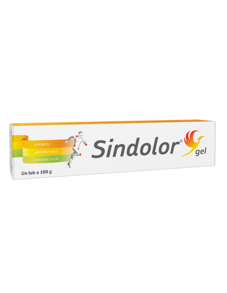 Sindolor gel x 100g