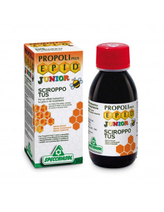Epid Junior Tus sirop, 100ml, Specchiasol