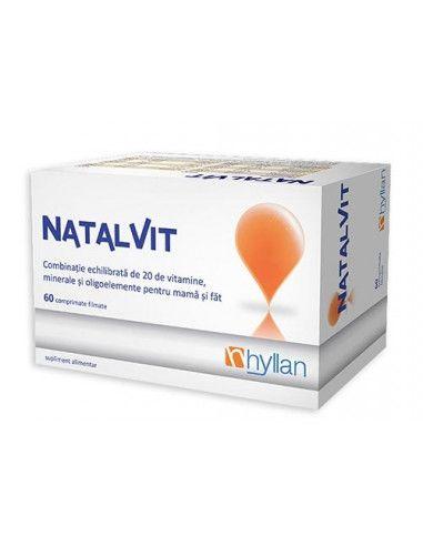 Natalvit, 60 cp, Hyllan
