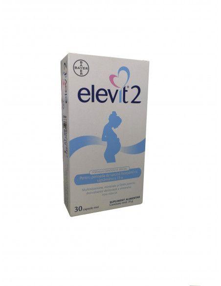 Elevit 2, 30 capsule moi, Bayer