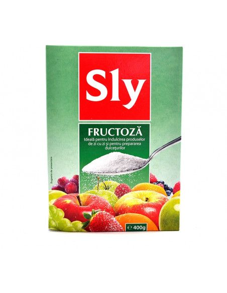 Fructoza Sly Nutritia, 400g