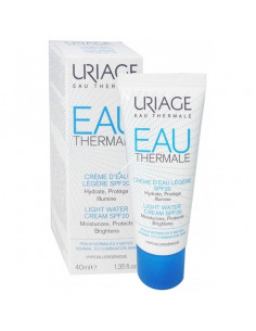 URIAGE Crema hidratanta legere pentru ten normal-mixt, 40ml