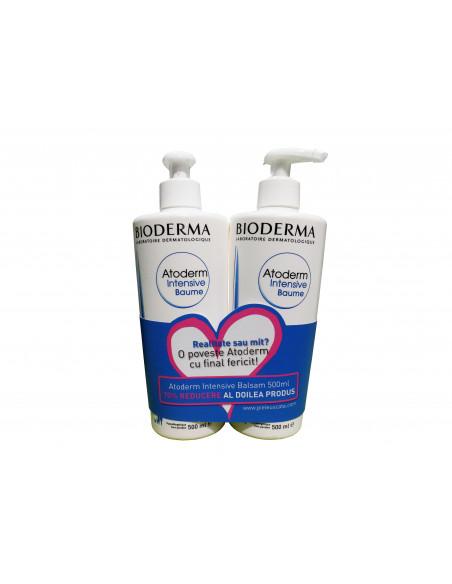 Bioderma Atoderm Intensive, balsam emolient 500ml, oferta al 2-lea 70% reducere
