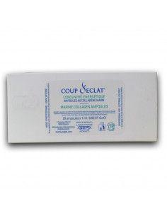 Coup d'Eclat Fiole cu colagen marin concentrat x 12 fiole