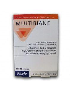 Multibiane, 30 capsule, PileJe