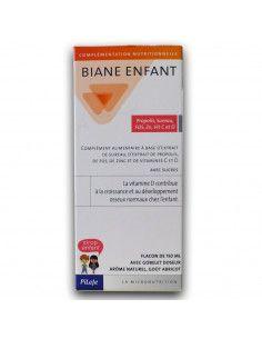 Biane Enfant sirop Propolis, Soc, FOS, Zn, Vit C si D, 150ml, PileJe