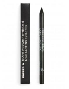 Creion profesional de ochi persistent negru, 1.2g, Korres